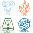 nice Body – Tattoo's – earth air fire water signs – Google