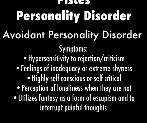 pisces memes   avoidant personality disorder on Tumblr