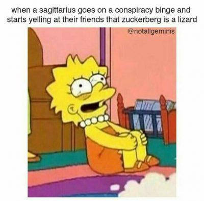 Sagittarius meme