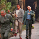 Didn't think the Leo meme could get better. With Prince Charles and Stephen Fry