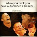 Gemini zodiac memes