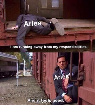 25 Aries Memes That Aren't Just About Them Yelling Their Heads Off