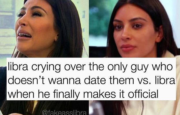 "21 Funny Libra Memes That Will Make You Say, ""OMG Me"""