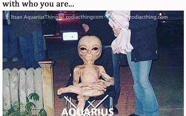 be proud of who you are (even say you are not an #Aquarius explore…