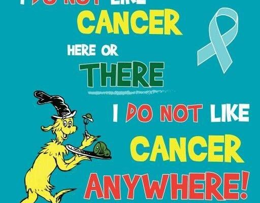 dr seuss ovarian cancer meme