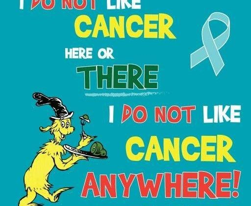 dr seuss ovarian cancer meme