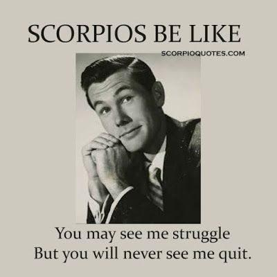 """13 """"Scorpios Be Like"""" Meme   Scorpio Memes: Scorpios Be Like: # scorpio #meme…"""