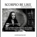 SCORPIO BE LIKE Collection Part 2 (13 Pics) | Scorpio Meme … #2 When…