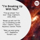 Signs' Reaction on I'm Breaking Up With You!
