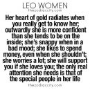 What you need to know about Leo women. For more zodiac fun facts, click…