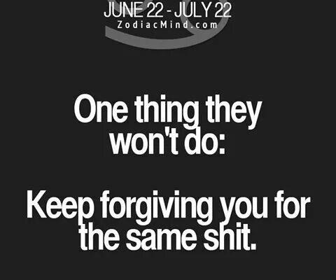 Even if I say I forgive you I'm lying. I'll forgive you if you…