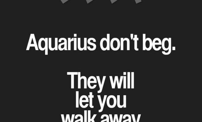 aquarius zodiac sign info
