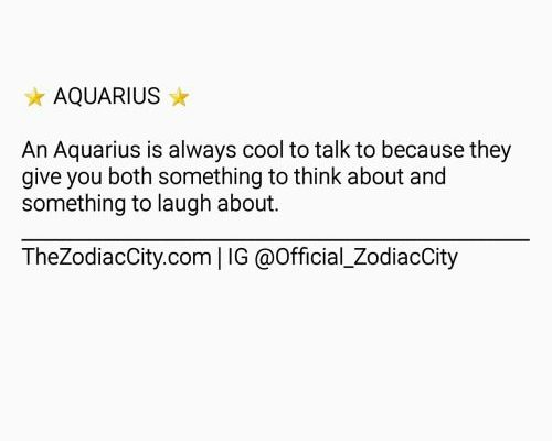 Zodiac Aquarius   Are you following TheZodiacCity?
