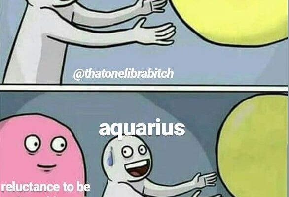 ik i say this a lot for aquarians and i'll pick on yall for…