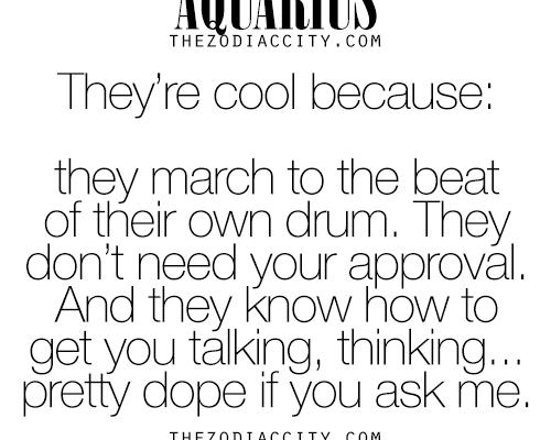 Zodiac Aquarius |