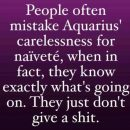 Yep, don't care. #Aquarius #Nerd #Personalities #Magic #Witch