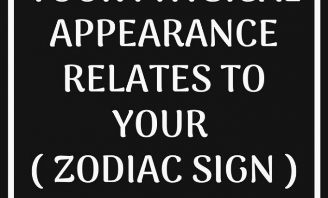 This Is How Your Physical Appearance Relates To Your ( Zodiac Sign ) -…