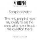 ZODIAC SCORPIO FUN FACTS | more about your zodiac sign here