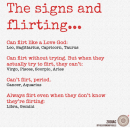 God, Love, and Period: The signs and Can flirt like a Love God: Leo,…