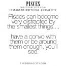Zodiac Pisces Facts! – For more zodiac fun facts, click here