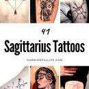 Best zodiac tattoo ideas for each sign – -Sagittarius //zodiac signs/ Cancer sign/Libra sign/Virgo…