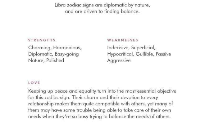 Libra Zodiac Sign Correspondences – Libra Personality, Libra Symbol, Libra Mythology and Libra Meaning:…