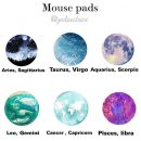 Mouse Pads for the signs!! ‼FOLLOW ME @ ADORE KYM‼