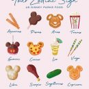 The stars and ice cream bars have aligned! What's your Disney Parks food zodiac…
