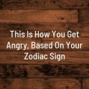TheAstrologist | This Is How You Get Angry, Based On Your Zodiac Sign