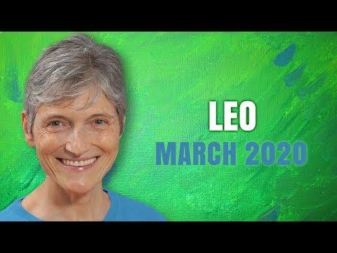 LEO MARCH 2020 Astrology Horoscope Forecast