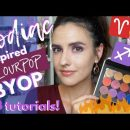 Zodiac Sign Inspired ColourPop BYOP | The FIRE Signs! Eyeshadow for Leo, Aries & Sagittarius
