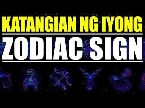 Ugali at Katangian ng Iyong Zodiac Signs