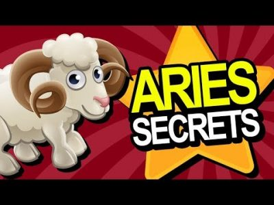 21 Secrets Of The ARIES Personality ♈
