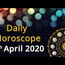 Daily Horoscope – 8 April 2020, Watch Today's Astrology Prediction for Aries, Taurus & other Signs