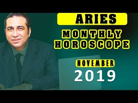 Monthly Horoscope Astrology Forecast Prediction Aries Monthly Horoscope November 2019 in Urdu