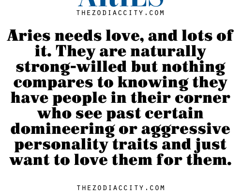 "zodiaccity: "" [REPOST] — Aries zodiac facts. """