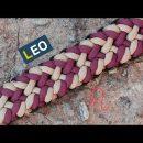 Leo Paracord Bracelet