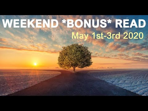 "WEEKEND *BONUS* READ  ""11:11  POWERFUL DIVINE GUIDANCE""  May 1st-3rd 2020 Intuitive Tarot Reading"