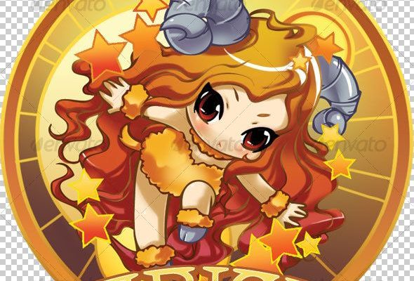 Aries Zodiac Sign – Characters Illustrations
