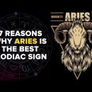 7 Reasons Why Aries Is The Best Zodiac Sign