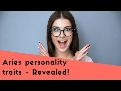 Aries personality traits – Get the lowdown on this fiery zodiac!