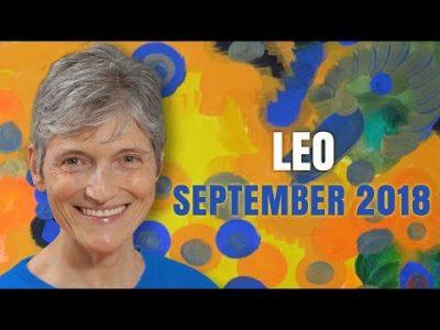 Leo September 2018 Astrology Horoscope – Good News in Store for You!