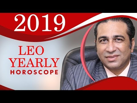 LEO Yearly Horoscope 2019 | Astrology Predictions Annual Zodiac Future Forecast Zaicha in Urdu