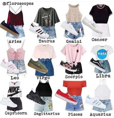 Outfits Zodiac , Outfits Zodiac