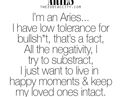 zodiaccity: Zodiac Aries. For more zodiac fun facts, click here