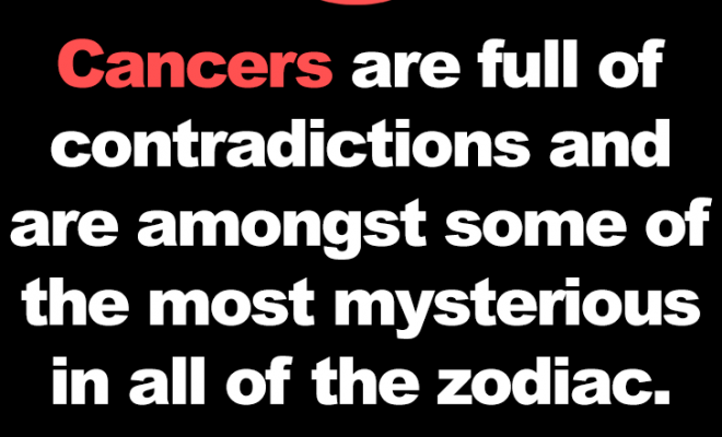 "cancerzodiacsecrets: "" Cancer Zodiac Facts & Insights // Cancer Zodiac Secrets "" #numerology7"