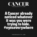 1000+ ideas about Cancer Facts on Pinterest   Cancer Zodiac Signs