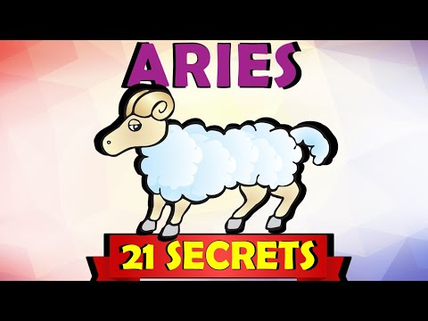 Aries Personality Traits (21 SECRETS)