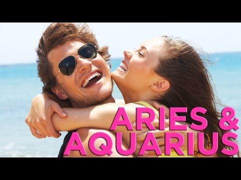 Are Aries & Aquarius Compatible? | Zodiac Love Guide