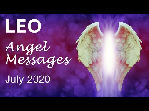 "LEO ANGEL MESSAGES – JULY 2020 ""PLAN TO ACHIEVE LEO!"" Intuitive Tarot Reading"